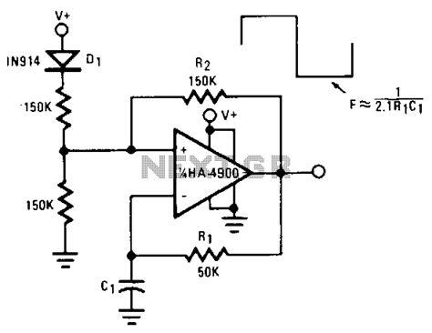 clock generator circuit diagram clock generator schematic diagram 5 clock generator