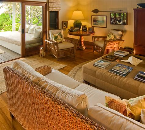 interior design hawaiian style hawaiian cottage style traditional family room