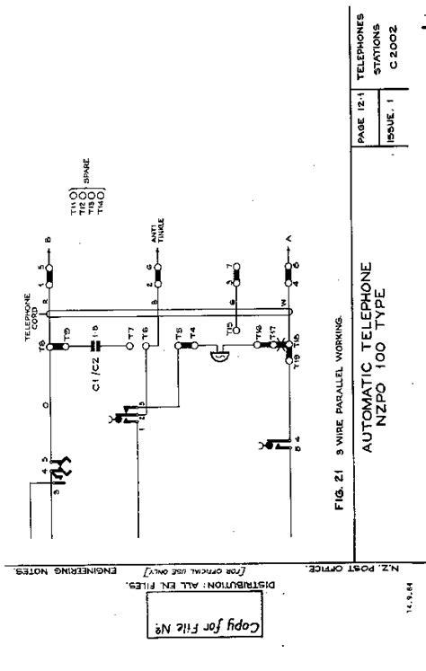 phone wiring diagram nz efcaviation