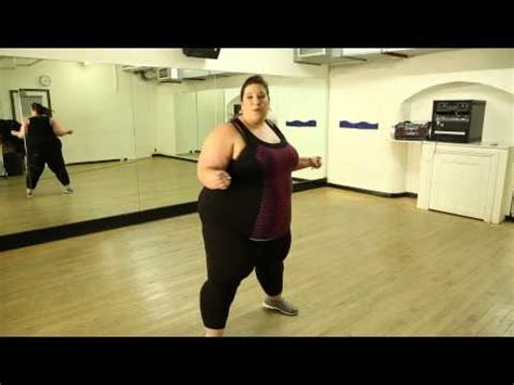 fat girl dancing whitney thore talks beauty being thore videolike