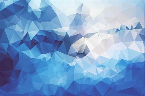 top abstract navy blue geometric triangle background design photos low poly abstract blue digital art artwork geometry