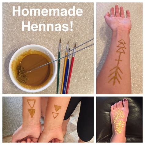 henna tattoo homemade recipe hennas and easy recipe 1 4 cup corn