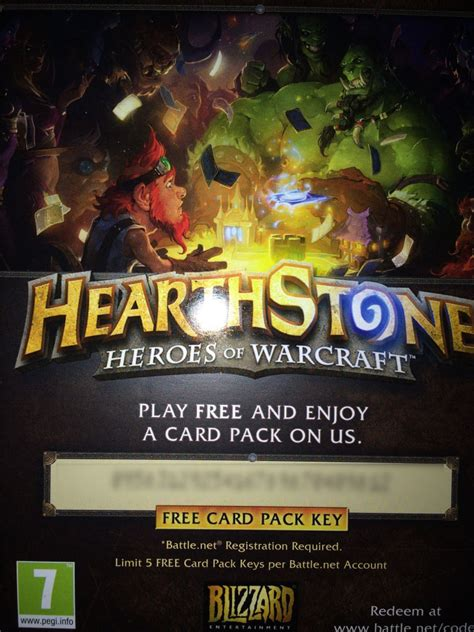 Can You Gift Card Packs In Hearthstone - hearthstone expert booster pack key global reg free