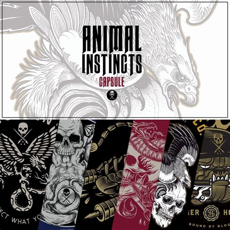 Animal Instincts by Sullen Clothing