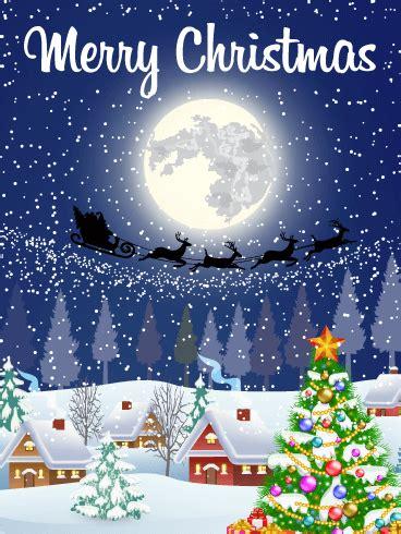 silent night holy night merry christmas card birthday greeting cards  davia
