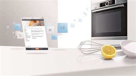 household appliance connecting apps bosch home connect