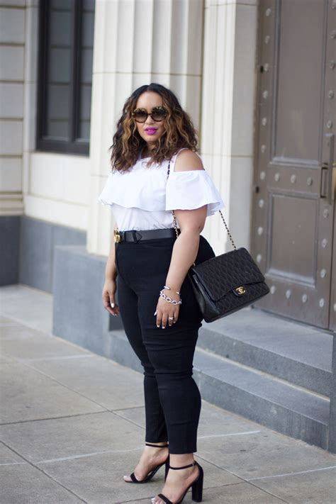 summer fab quot it quot top belt my plus size style moda ropa blusas