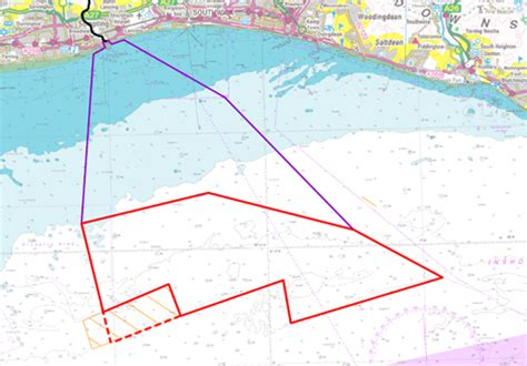Wind After C Section by Uk E On Extends Rion Offshore Wind Farm Consultation