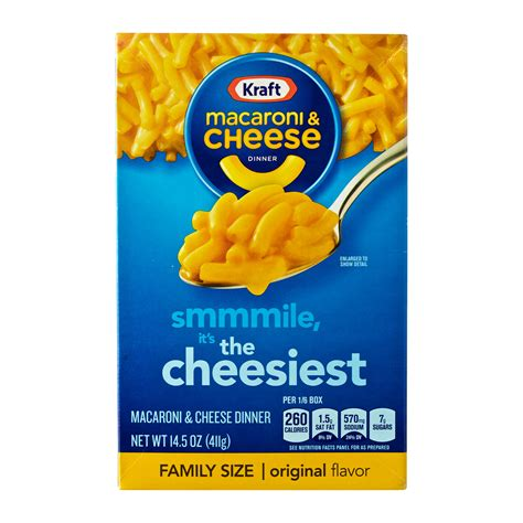 Mac And Cheese Kraft kraft mac n cheese nutrition facts prepared nutrition ftempo