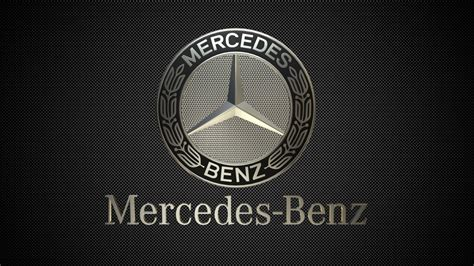 mercedes logo black background mercedes benz logo hd wallpapers 1080p wallpaper sportstle