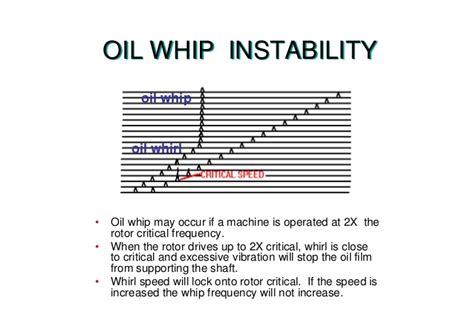 journal bearings oil whirl and oil whip b basic of vibration