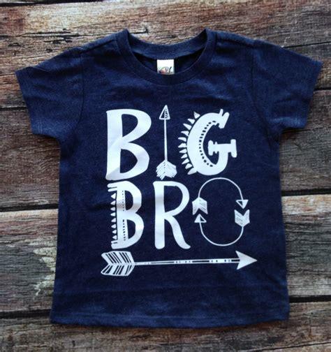 big shirts big arrow shirt big bro shirt big