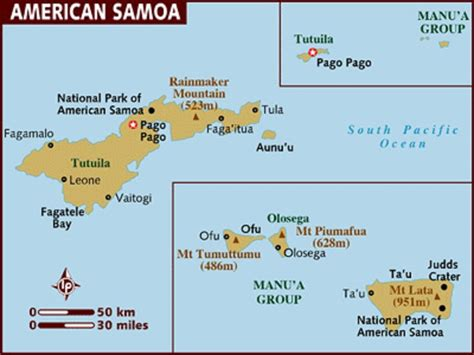 american samoa map somediffrent visit american samoa u s from my sight