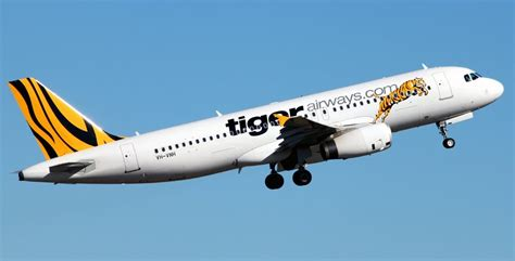 Budget Airline Tiger Airways To Fly To Perth Australia by Perth Airport Spotter S Tiger Airways Australia