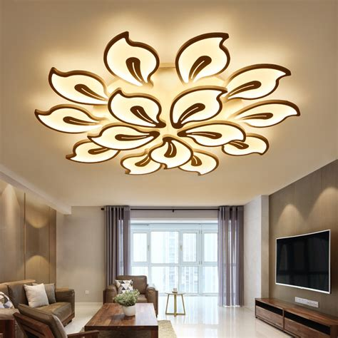 modern ceiling lights for dining room aliexpress buy new modern led ceiling lights for