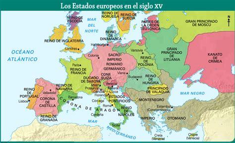 imagenes mapa html recursos ciencias sociales mapas europa siglo xv