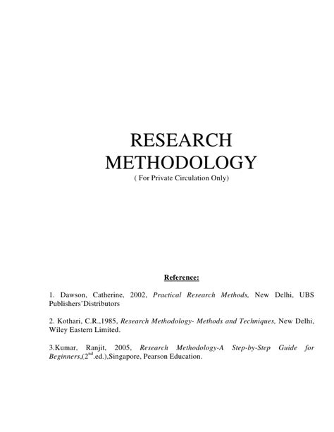 What Is Research Methodology In Literature by 3 Ways Not To Start A Dissertation Methodology