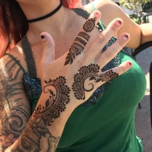 henna tattoos ventura county hire henna by vaish henna artist in ventura