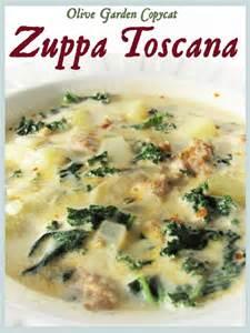 zuppa toscana soup recipe dishmaps