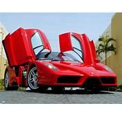 Cool Car Wallpapers Ferrari Enzo