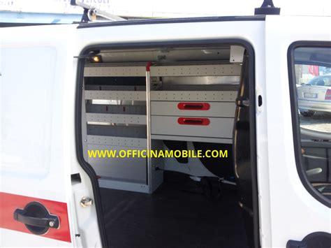 allestimento officina mobile allestimenti per officina mobile