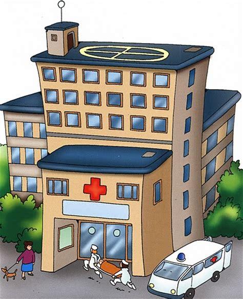 imagenes animadas hospital dibujos de hospital animados imagui