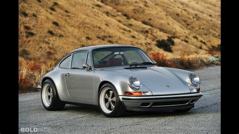 Singer 911 For Sale by Singer Porsche 911 Silver