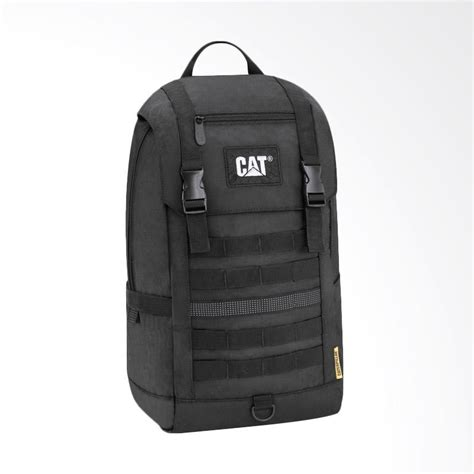Cat Pria by Jual Cat Daypack Visiflash Backpack Pria Black