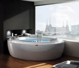 round corner bathtub corner whirlpool bath from jacuzzi new round nova clickbd