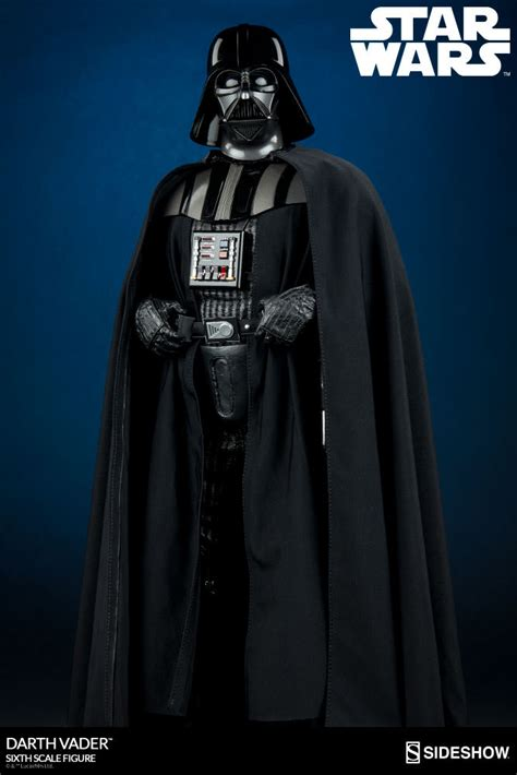 Toys Wars Darth Vader New Last Stock sideshow darth vader sixth scale figure return of the