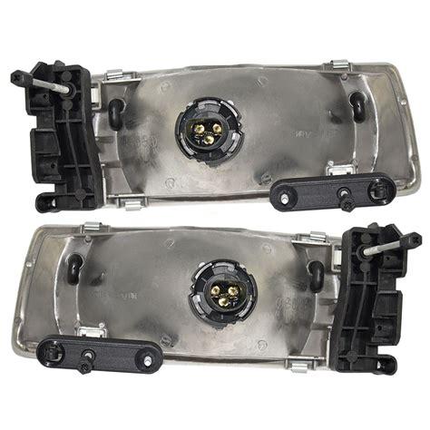 92 nissan parts everydayautoparts 91 92 nissan sentra set of headlights