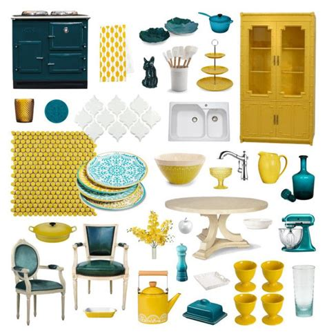 teal and yellow home decor 25 best ideas about teal kitchen decor on pinterest