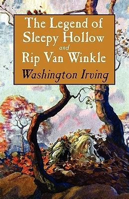 in the holler books the legend of sleepy hollow and rip winkle by