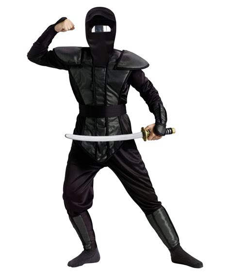 black mirror halloween costume adult haunted mirror ninja costume men costume
