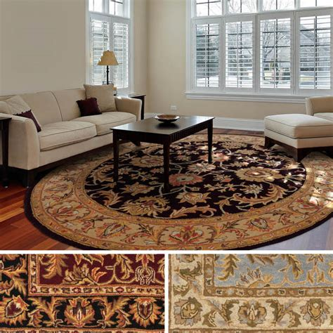 Ollies Area Rugs Area Rugs At Ollies Tufted Ollie Traditional Border Accent Rug 2 X 3 16649999 Overstock
