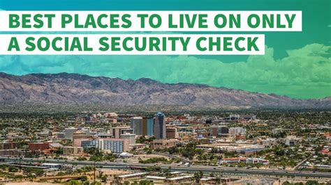best cheap places to live why you should collect social security early gobankingrates