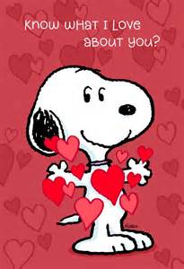 free ecards valentines day hallmark peanuts 174 everything about you s day card