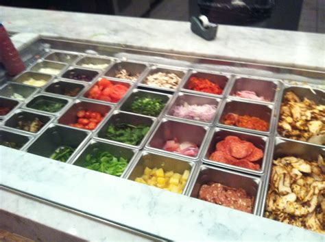 Bar Toppings by Clean Topping Bar To Create An Easy Design Your Topping