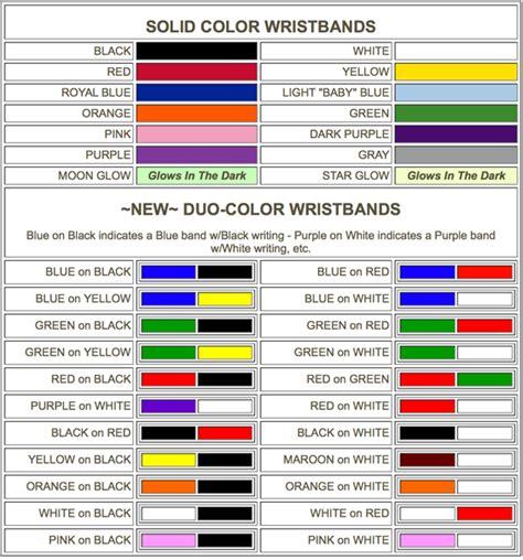 jelly bracelets color meaning jelly bracelets color meaning alert bracelet