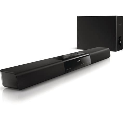 philips htl2160 f7 home theater bluetooth soundbar system