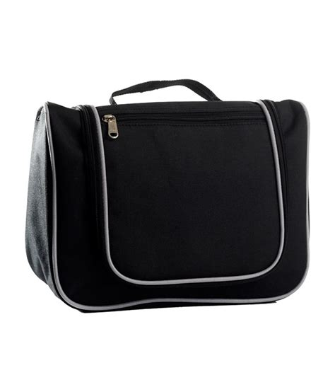 Toiletry Bag Snapdeal Buy Bendly Black Toiletry Kit Bag At Best Prices In India