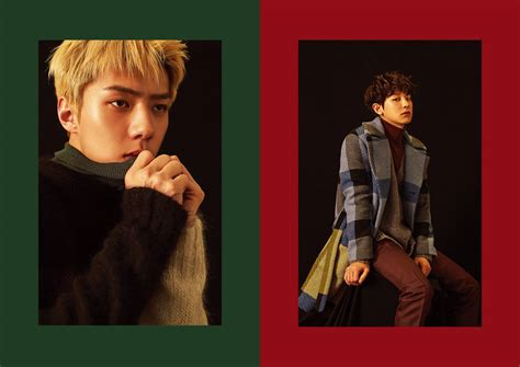 exo winter album teaser exo teaser images for special winter album quot for