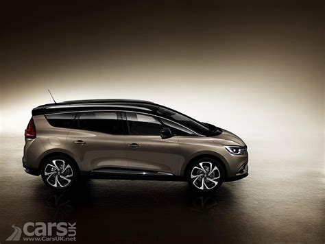 2017 renault grand scenic photos cars uk