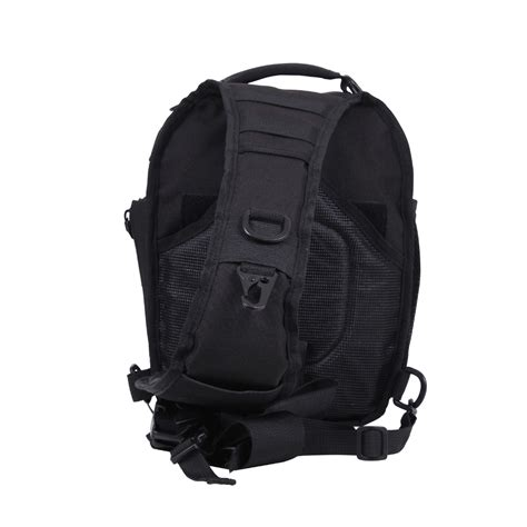 tactical day packs black combat tactical tactisling shoulder molle travel day