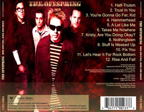 H E R O Rise And Fall agora 233 rock the offspring rise and fall rage and