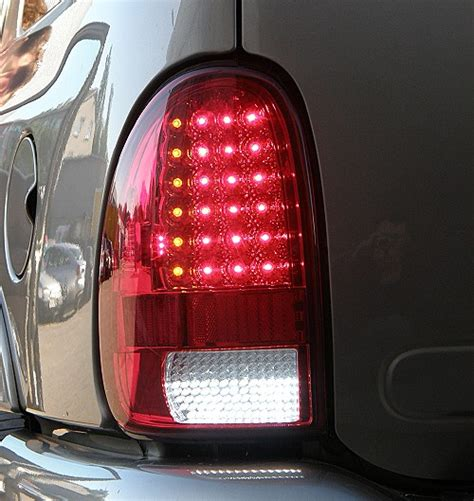 2011 dodge durango led tail lights aftermarket taillights modded