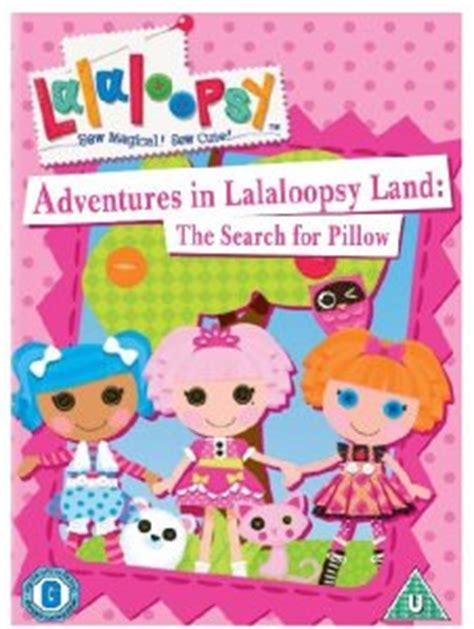 myreviewer lionsgate bring adventures in lalaloopsy