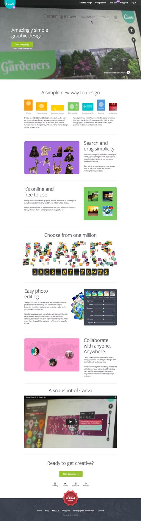 canva wireframe 35 of the hottest website home pages desktop responsive