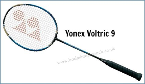 Raket Yonex Voltric Uplus 1 yonex badminton racquet archives page 2 of 6 paul