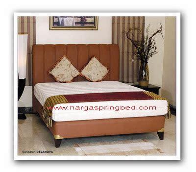 Kasur Per uniland rebonded tanpa per toko kasur bed murah simpati furniture